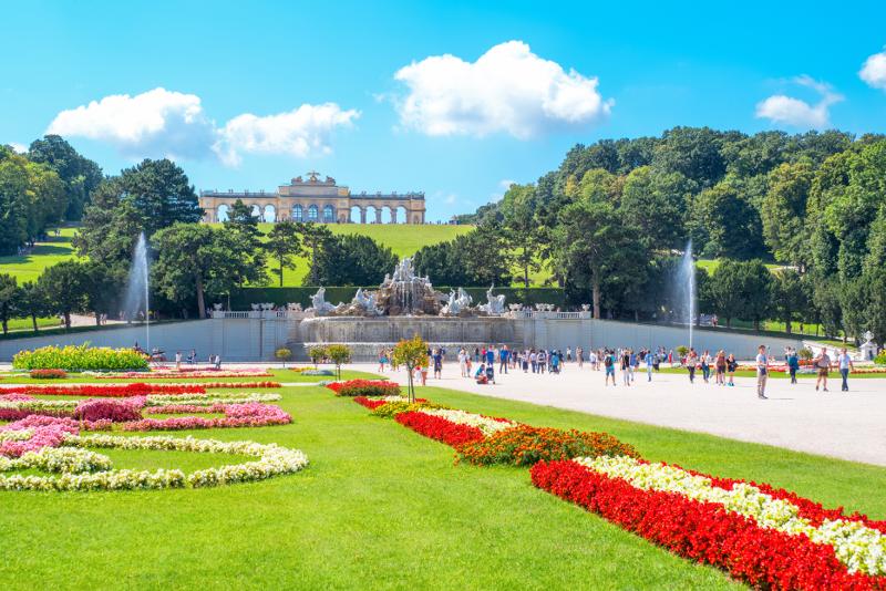 Schönbrunn Palace advance tickets