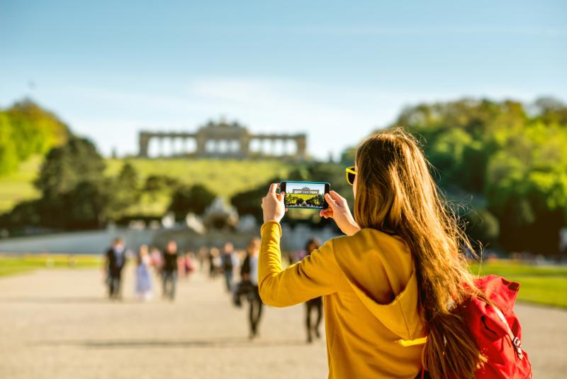 Schönbrunn Palace guided tours