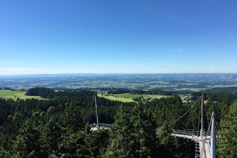 Skywalk Allgäu #20 day trips from Munich