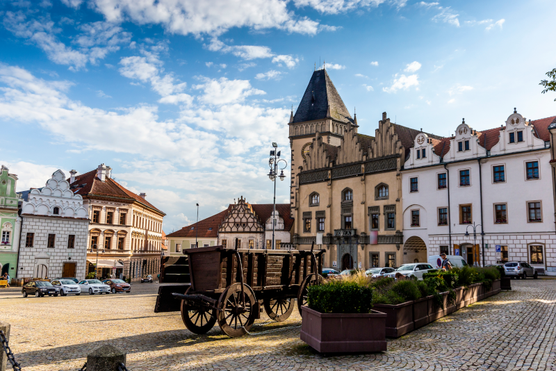 Tabor day trips from Prague