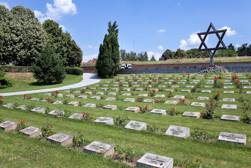 Tagesausflüge im KZ Theresienstadt ab Prag