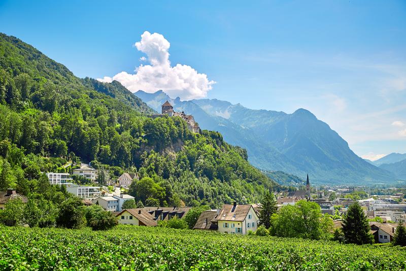 Vaduz #18 day trips from Munich