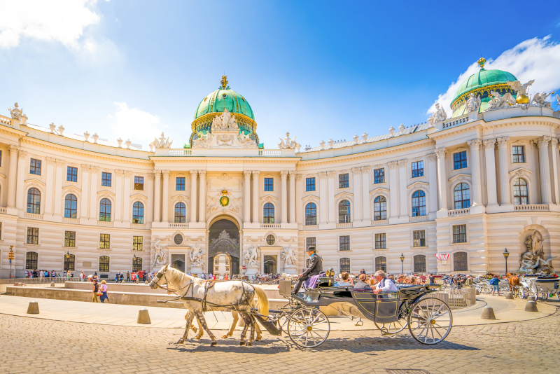 Viena excursiones de un día desde Praga