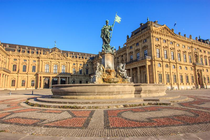 Würzburg #11 day trips from Munich