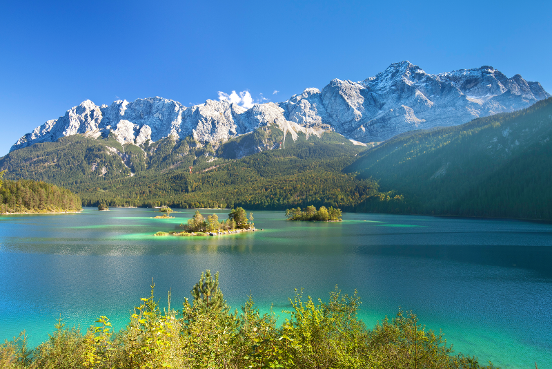 Zugspitze #10 day trips from Munich