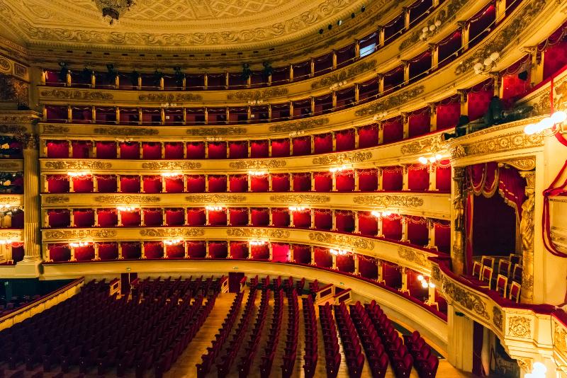 book online La Scala Milan tour