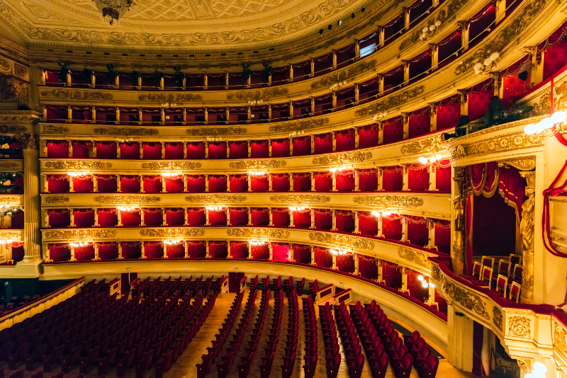 book online La Scala Milan tour