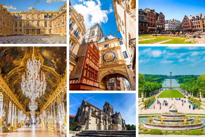 Excursion à Giverny depuis Paris - Billets combinés pour plusieurs visites