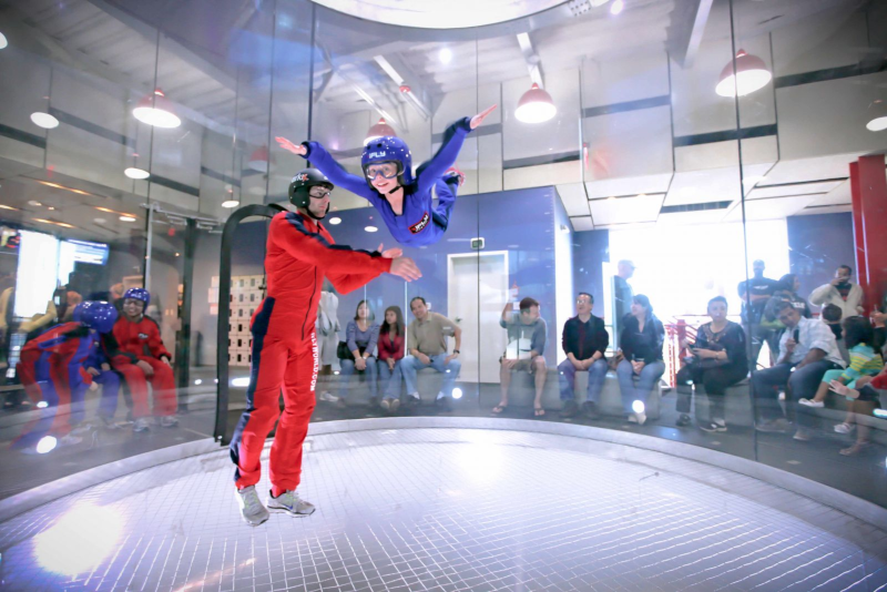 iFly Singapore - #17 best theme parks in Singapore