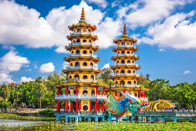 #12 day trips from Taipei