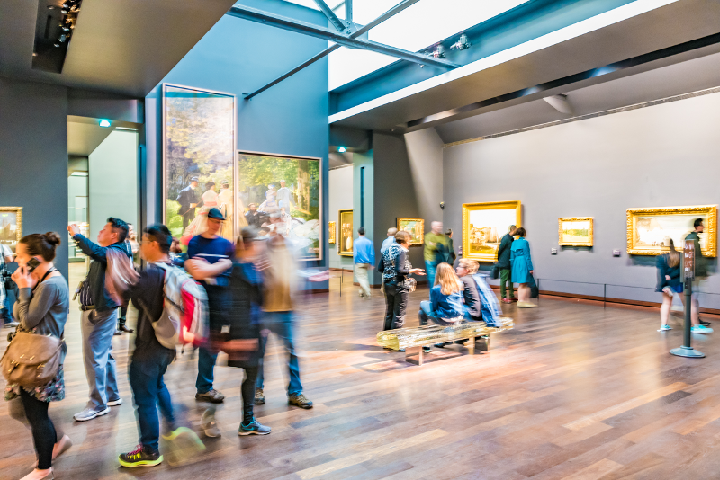 Visitas guiadas al Museo Orsay.