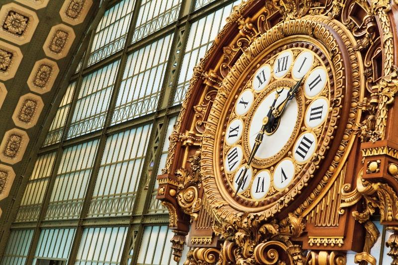 Horaires d'ouverture du Musée d'Orsay