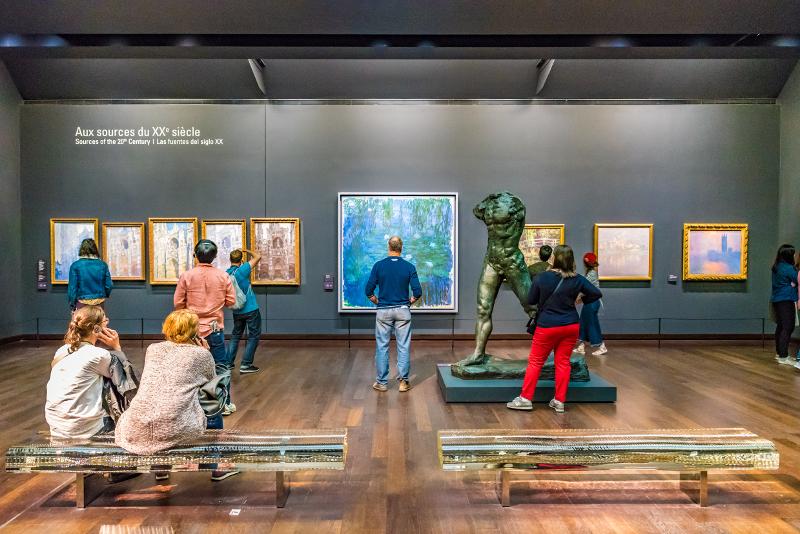 Qu'allez-vous découvrir au musée d'Orsay?