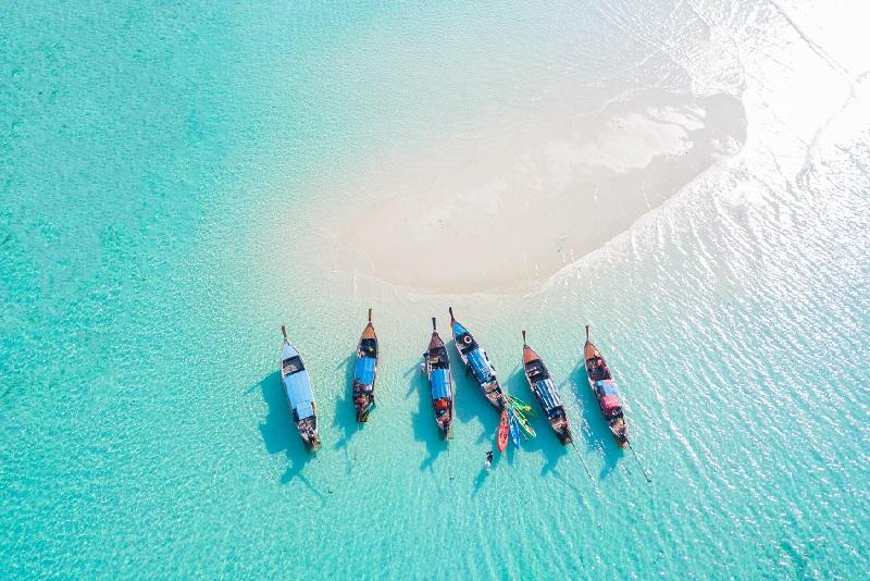 Excursiones en barco seguro a Phuket