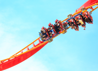 Best theme parks in California