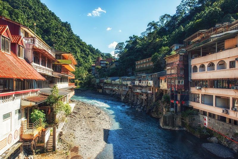 #8 day trips from Taipei