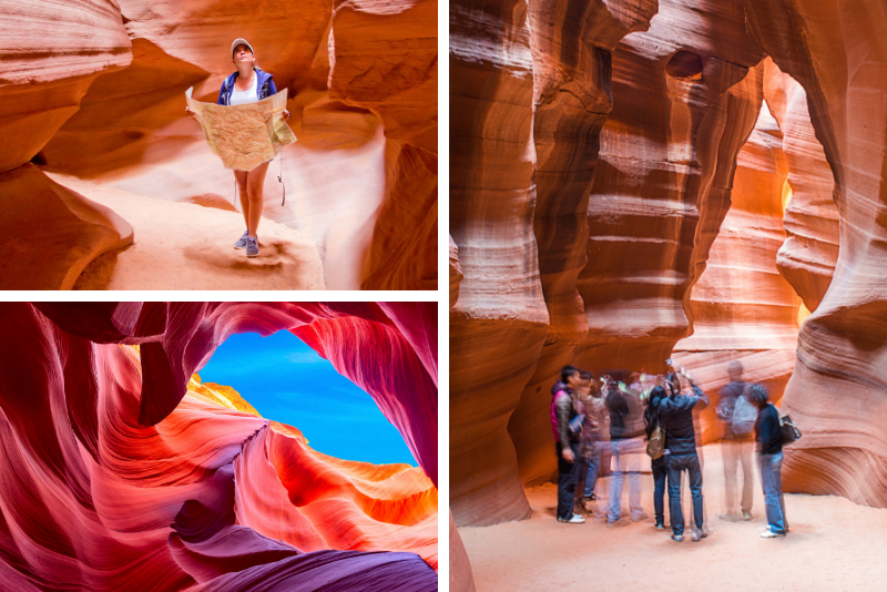 Upper Antelope Canyon Tour Ticket
