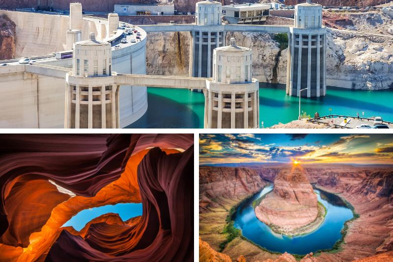 Tour notturno del Grand Canyon Antelope Canyon