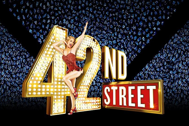 42nd Street - Meilleures Comédies Musicales à voir à Londres en 2019/2020