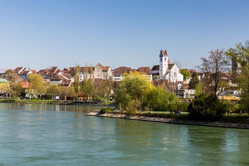 Aarau day trips from Zurich