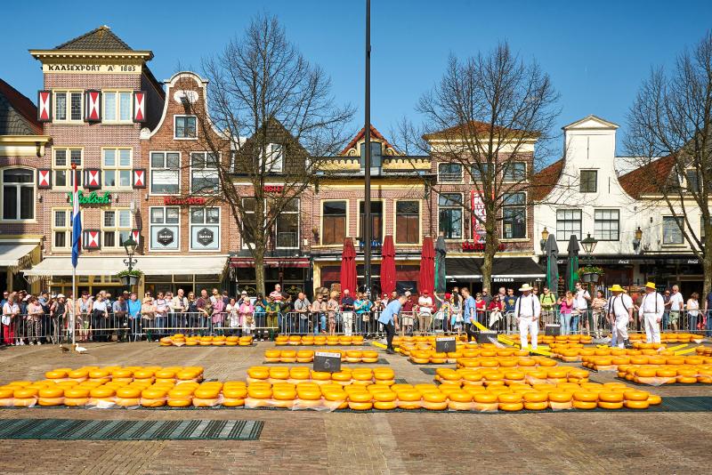 Alkmaar Tagesausflüge von Amsterdam