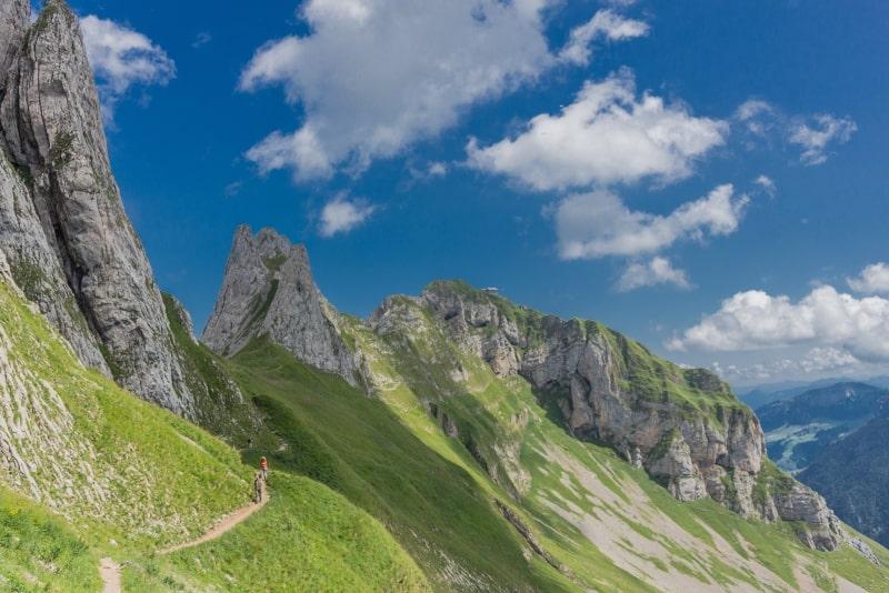 Alpstein day trips from Zurich