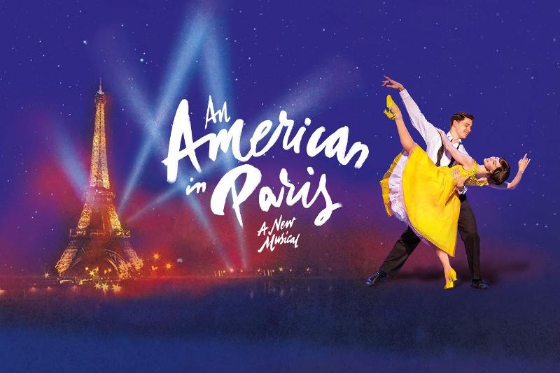 Un Américain à Paris - Meilleures Comédies Musicales à voir à Londres en 2019/2020