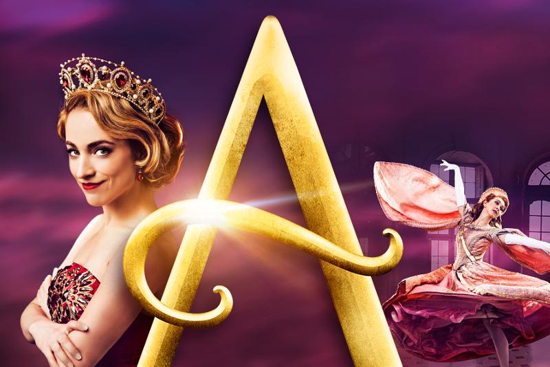 Anastasia -Meilleures Comédies Musicales à voir à Londres en 2019/2020
