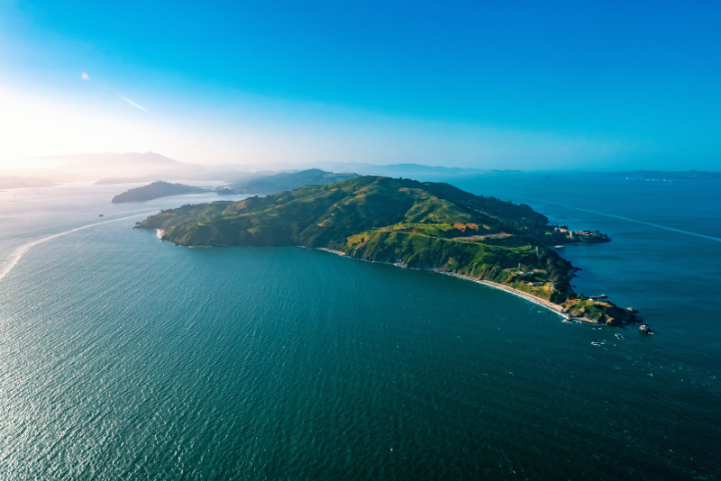 Angel Island State Park day trips from San Francisco
