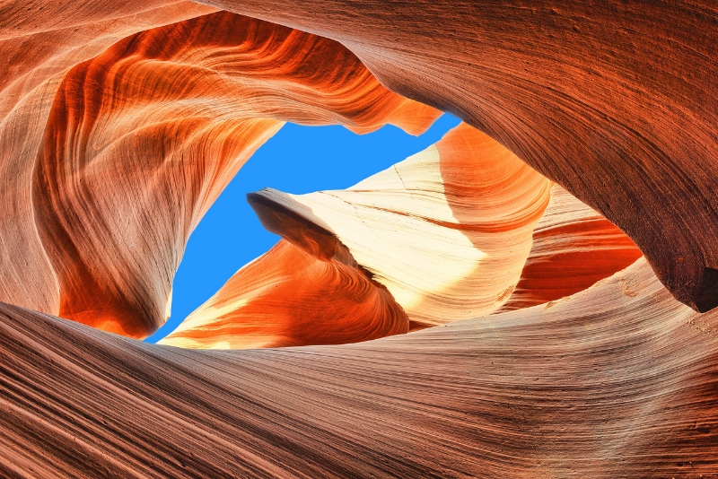 Excursiones de un día a Antelope Canyon desde Las Vegas