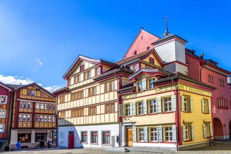 Appenzell day trips from Zurich