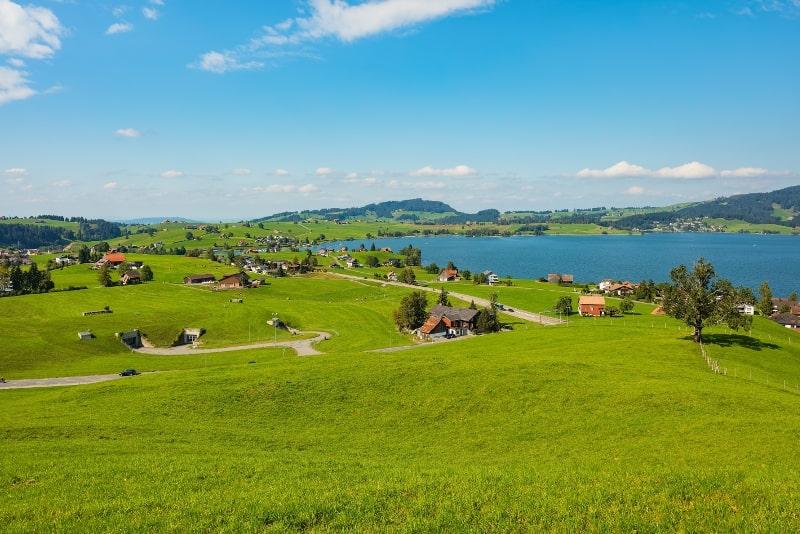 Arth Goldau and Einsiedeln day trips from Zurich