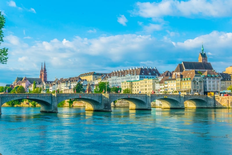 Escursioni di un giorno a Basilea da Zurigo