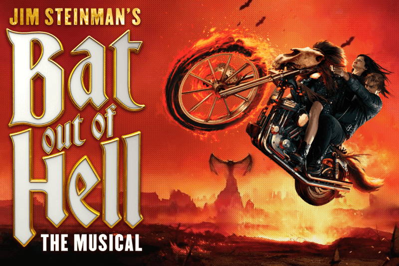 Bat Out of Hell - Meilleures Comédies Musicales à voir à Londres en 2019/2020