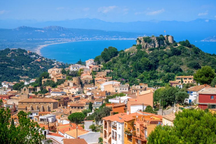 Begur - day trips from Barcelona