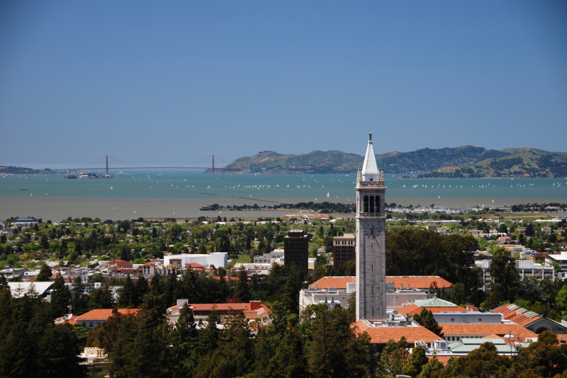 Berkeley day trips from San Francisco