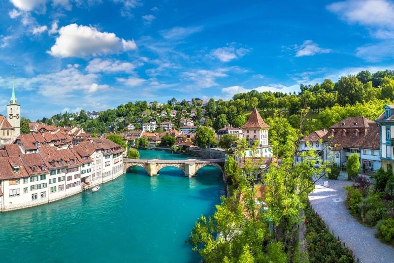 Bern day trips from Zurich