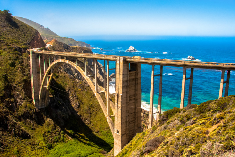 Big Sur day trips from San Francisco