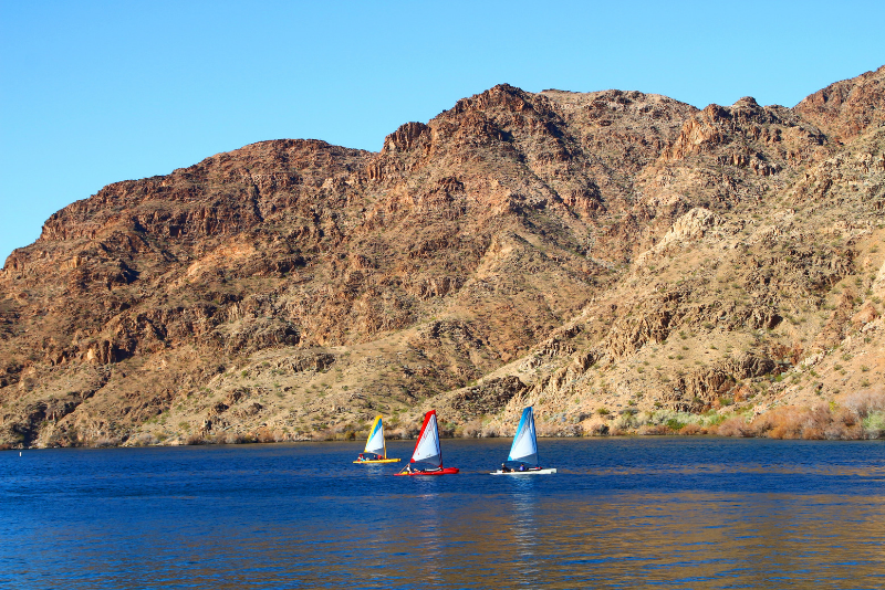 Black Canyon day trips from Las Vegas