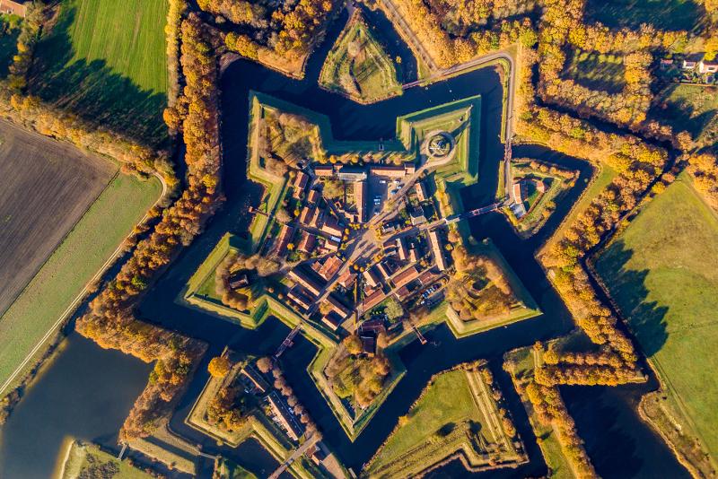 Gite di un giorno a Bourtange da Amsterdam