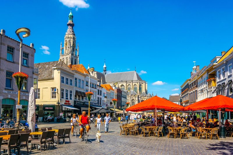 Breda day trips from Amsterdam