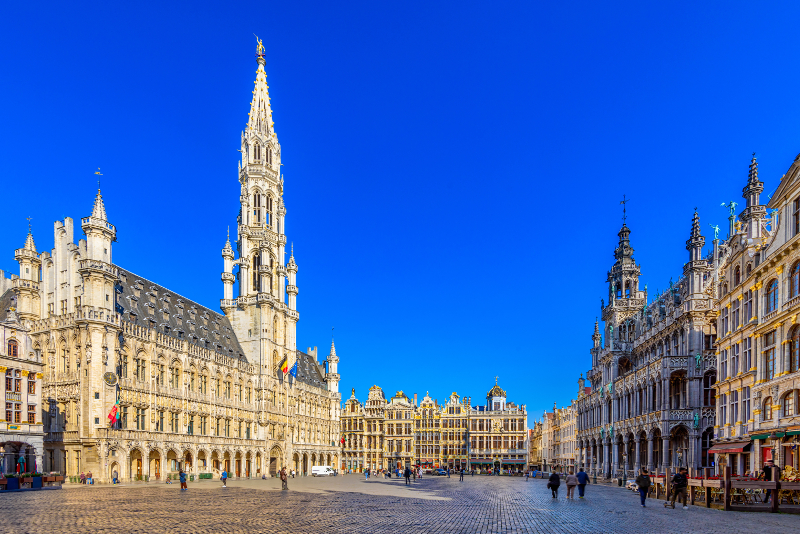 Brussels day trips from Amsterdam