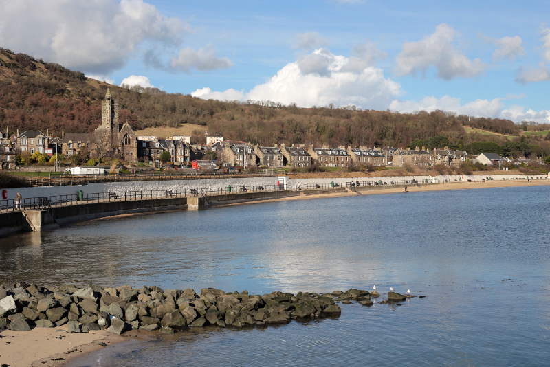 Burntisland - day trips from Edinburgh