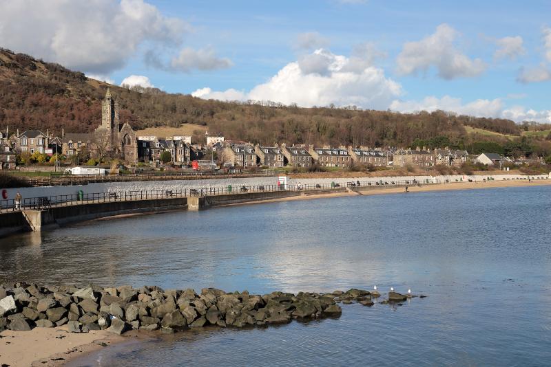 Burntisland - Tagesausflüge von Edinburgh