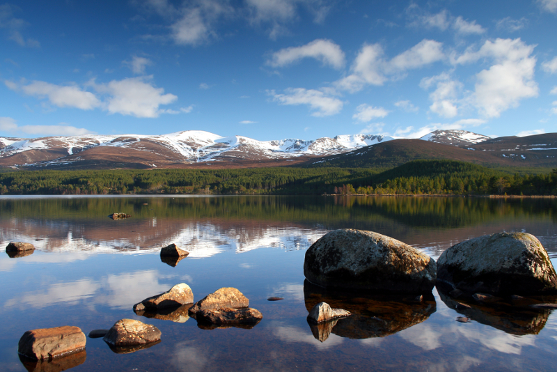 Cairngorms National Park - day trips from Edinburgh