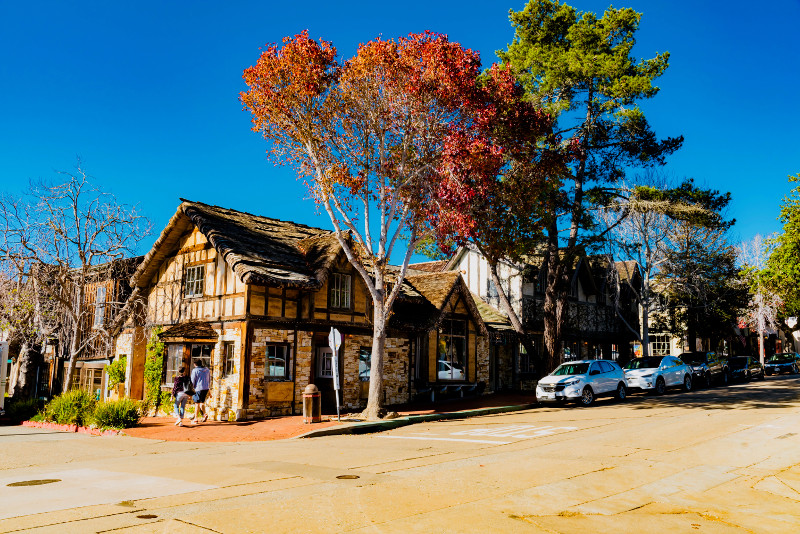 Carmel-by-the-Sea day trips from San Francisco