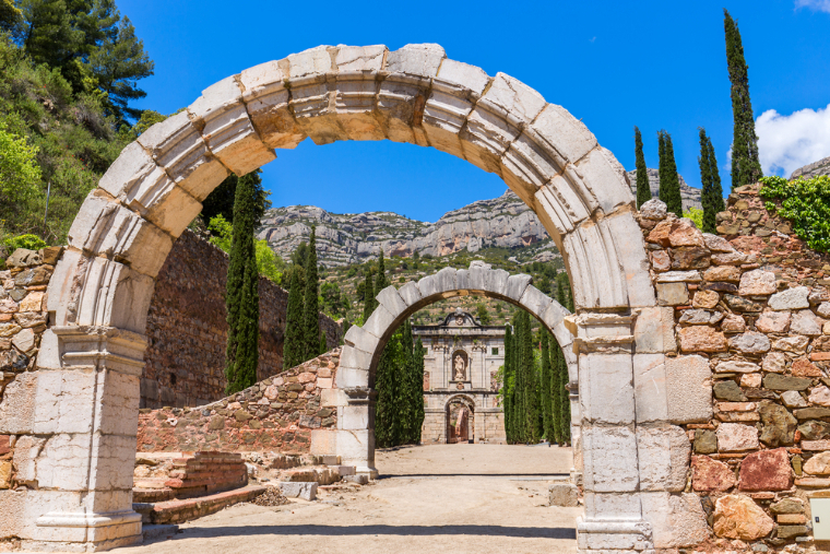 Monasterio cartujo de Escalade - excursiones de un día desde Barcelona