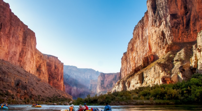 Cheap Grand Canyon White Water Rafting Trips