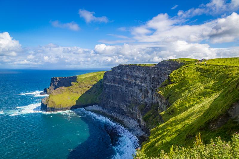 Passeios de um dia em Cliffs of Moher saindo de Dublin