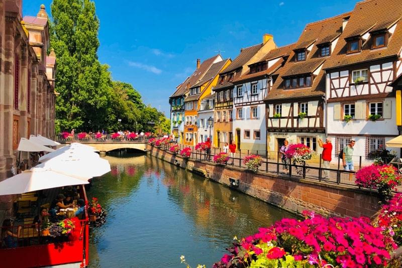 Colmar day trips from Zurich